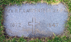 Rev R. F. Larpenteur