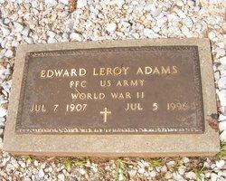 Edward Leroy Adams