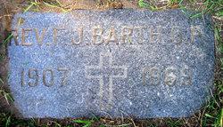 Rev F. J. Barth