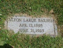 Alton Larue Barbee