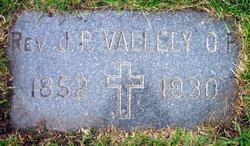 Rev J. P. Vallely