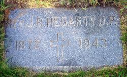 Rev J. B. Hegarty