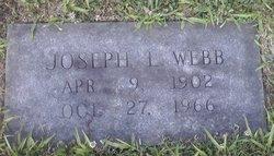 Joseph L. Webb