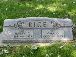 Harry G Rice