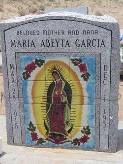 Maria Garcia Abeyta