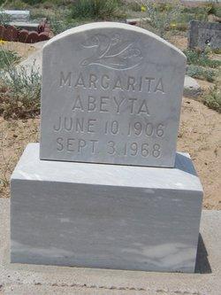 Margarita Abeyta