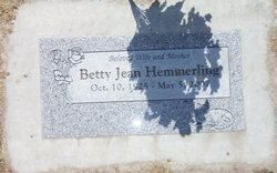 Betty Jean Hemmerling