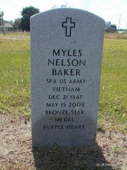Myles Nelson Baker