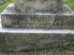 Frances Drexel Paul <i>Fell</i> Cheston