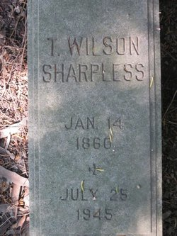 T. Wilson Sharpless