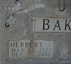 Herbert J Baker