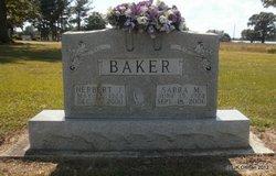 Sabra M Baker
