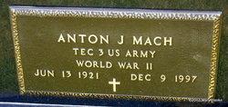 Anton J. Mach