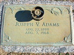 Joseph Vernon Adams
