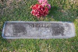 Merritt Stephen Wheeler