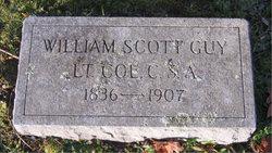 LTC William Scott Guy