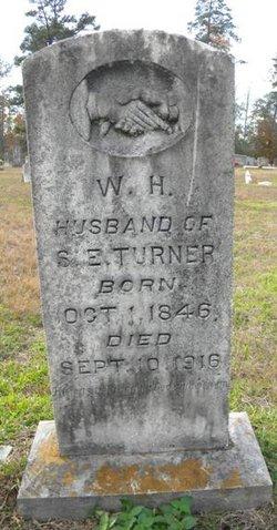William Hiram Turner