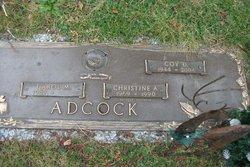 Coy D. Adcock