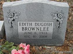 Edith <i>Dugosh</i> Brownlee