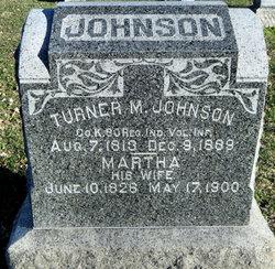 Martha <i>Smith</i> Johnson