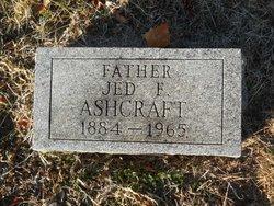 Jedediah Francis Jed Ashcraft