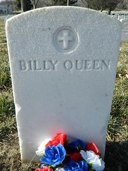 Sgt Billy Dean Queen
