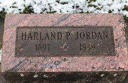 Harland Paige Jordan