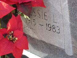 Bessie Lee <i>Ellis</i> Adams