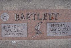 Bertha <i>Jenkins</i> Bartlett