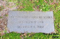 Barbara <i>Dillard</i> Meschke