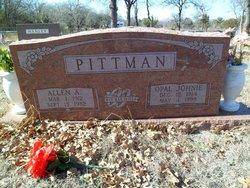 Allen Alvin Pittman