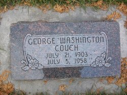 George Washington Couch