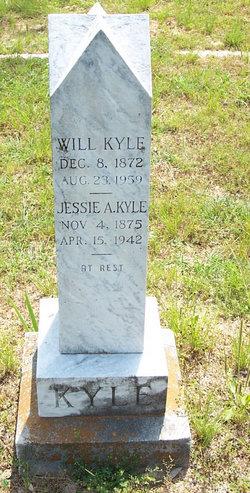 Jessie A <i>Fife</i> Kyle