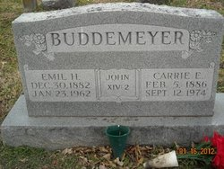 Carrie E. Buddemeyer