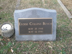 Lula Eloise <i>Collins</i> Bunch