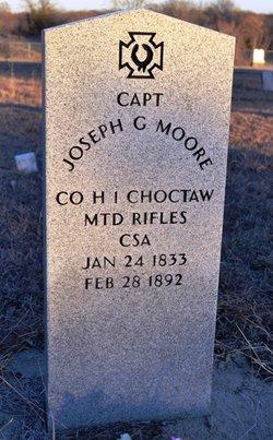 Capt Joseph G. Moore