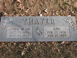 Ane Thayer