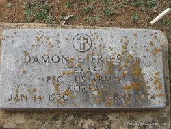 Damon Eldon Fries