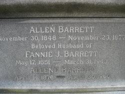 Allene Barrett