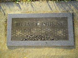 Beulah Elinor <i>Johnson</i> Anthony