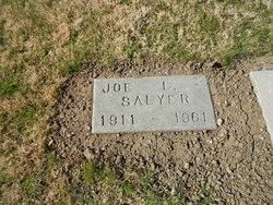 Joe Lawrence Salyer