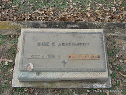 Inez C Abernathy