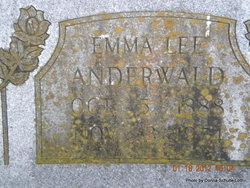 Emma Lee <i>Chipman</i> Anderwald