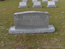 Mary <i>Ward</i> Bozeman