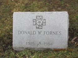 Donald W. Fornes