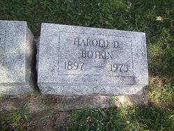 Harold D. Botkin