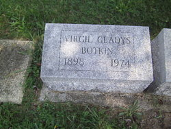 Virgil Gladys Botkin
