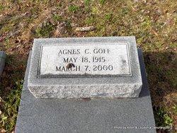Agnes C. Goff