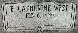 E. Catherine <i>West</i> Storz