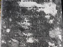 John Johnson, Sr